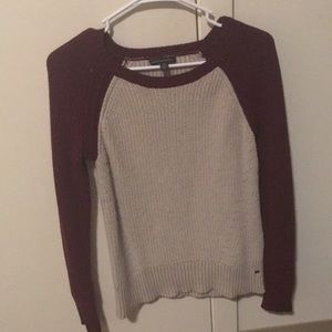 American Eagle Ribbed Sweater